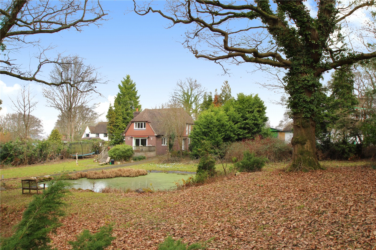 Uckfield Lane, Hever - £1,100,000