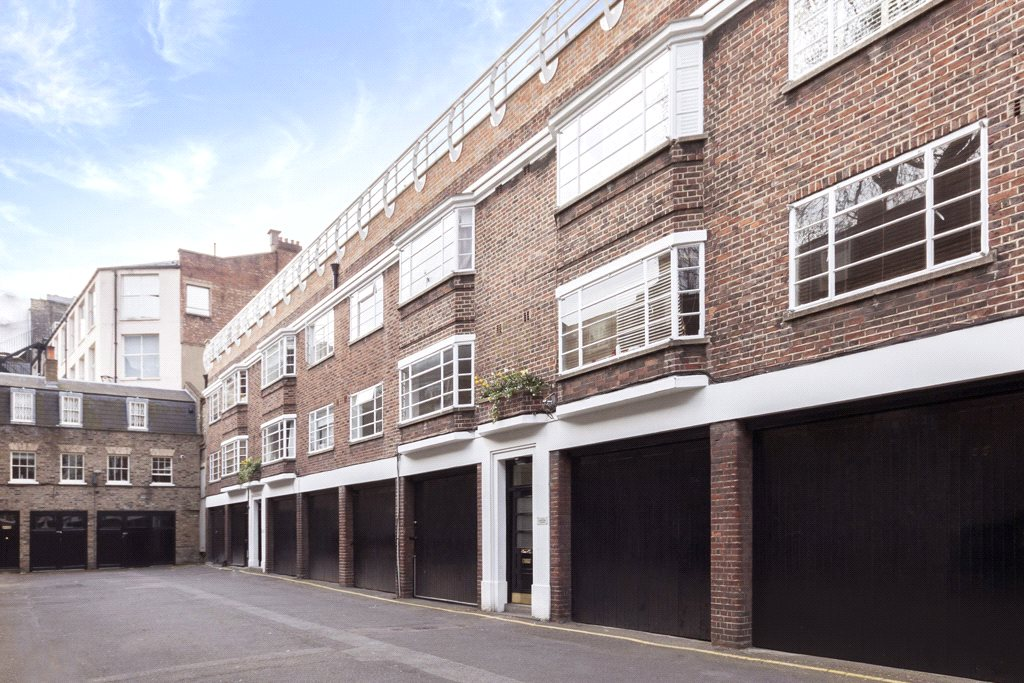 Gower Mews Mansions, Gower Mews, WC1E