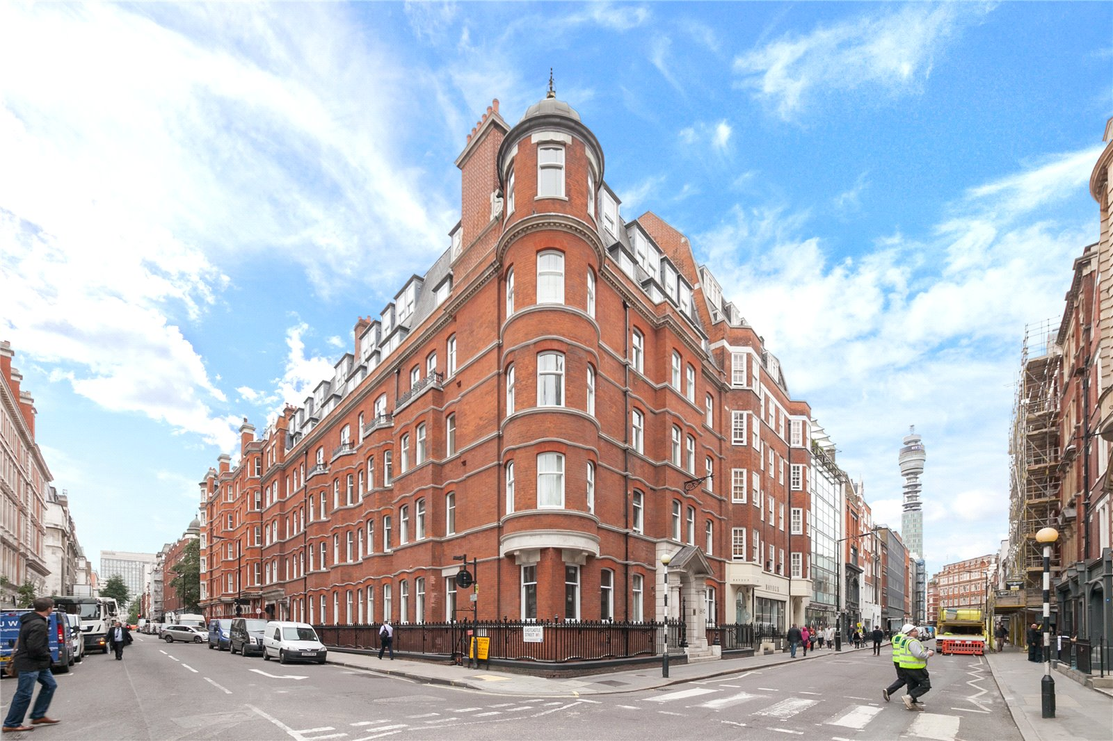 York House, Fitzrovia, W1T
