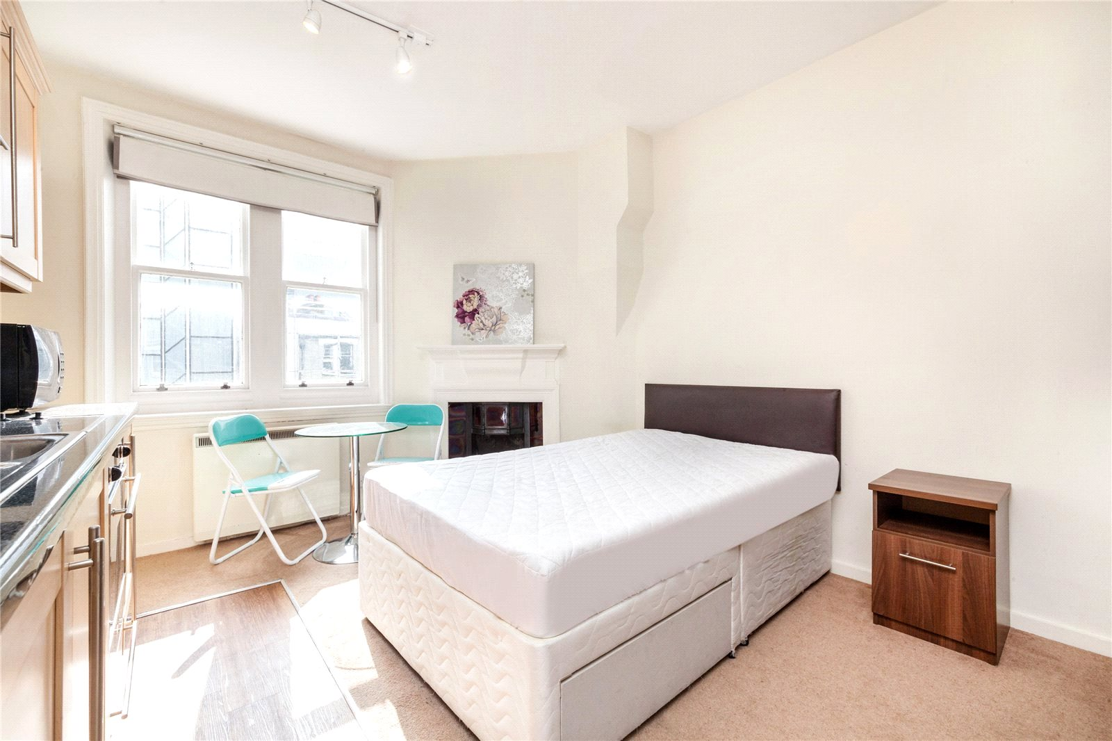 Burleigh Mansions, 20 Charing Cross Road, WC2H