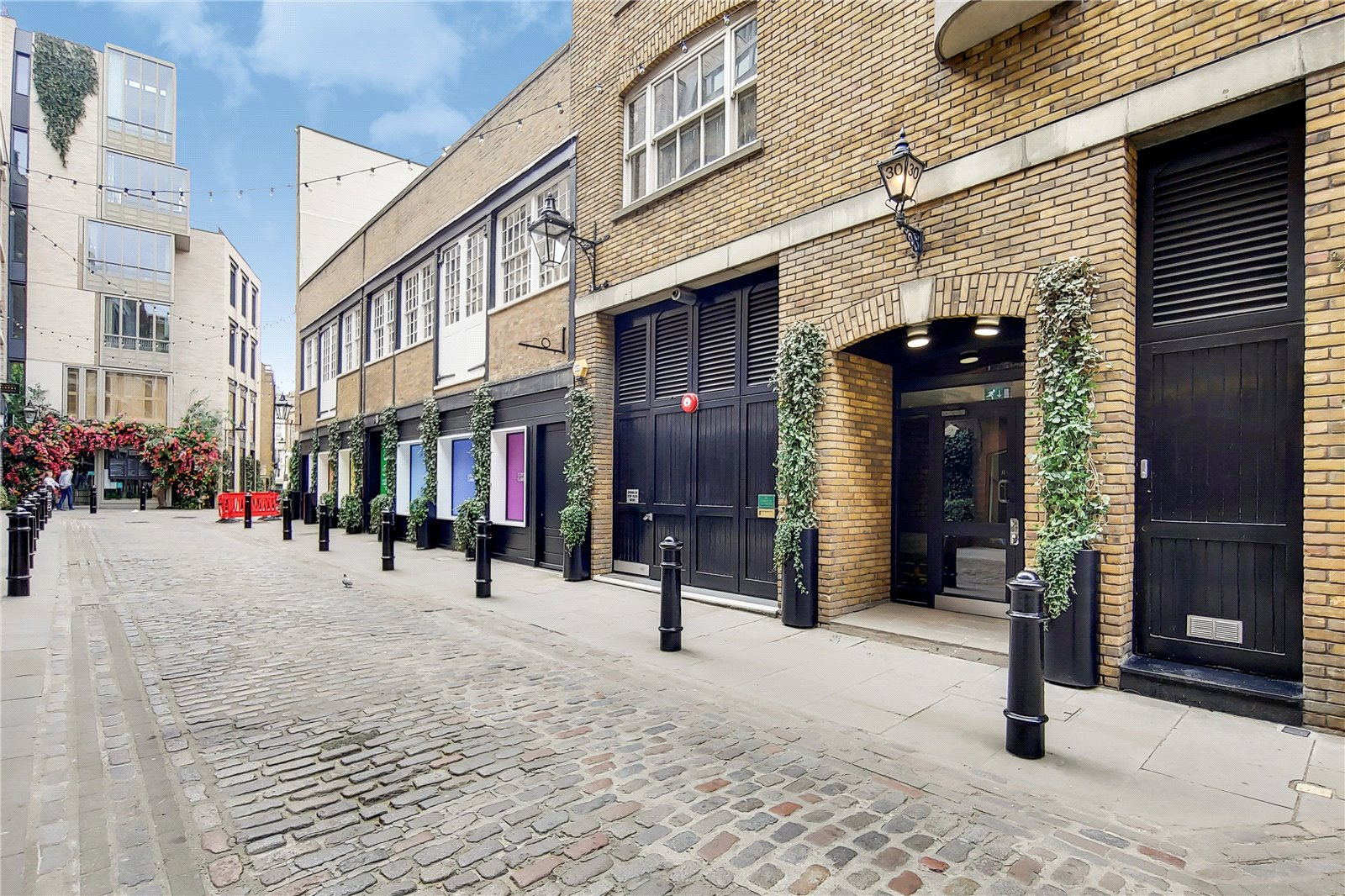 Floral Street, Covent Garden, WC2E