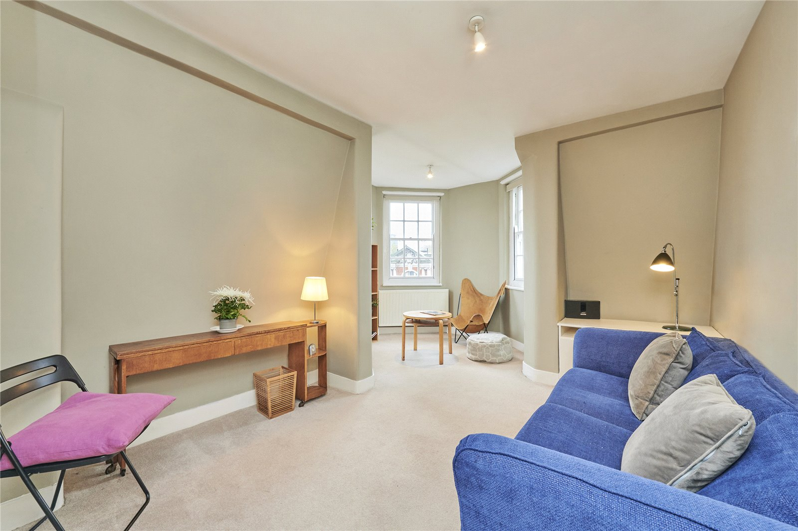 Seymour House, Bloomsbury, WC1H