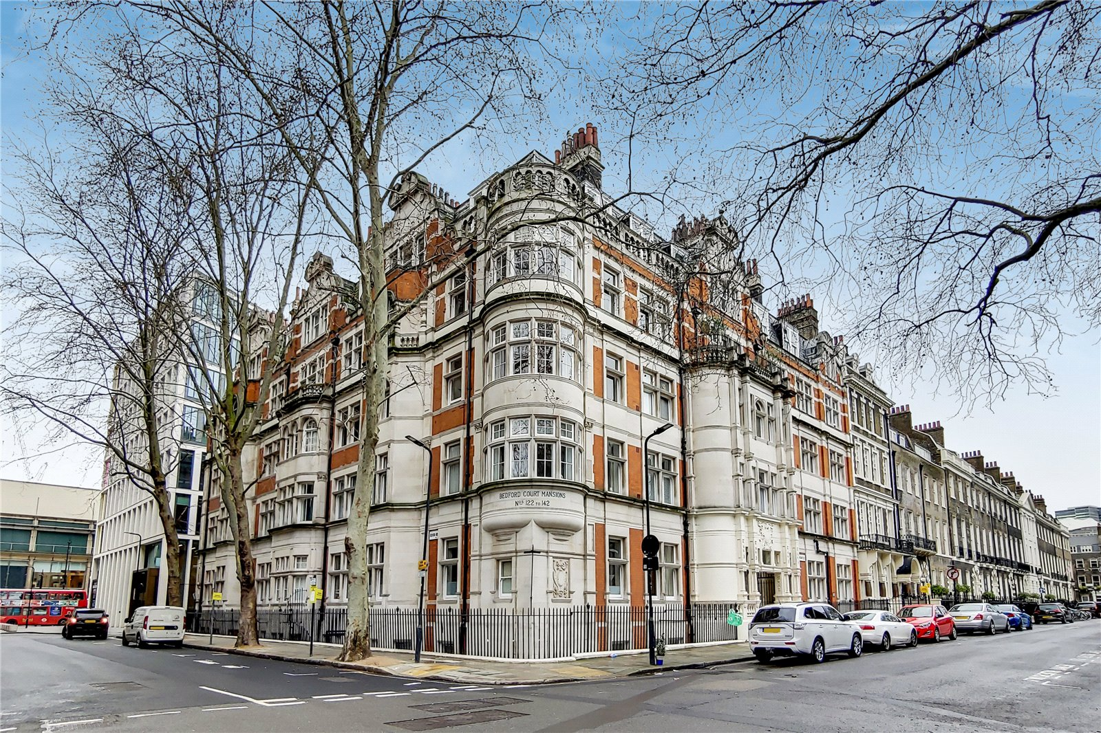 Adeline Place, Bloomsbury, WC1B
