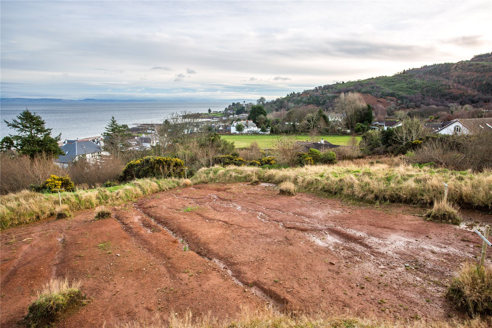 Plot 3, Middle Road, Whiting Bay, Isle Of Arran