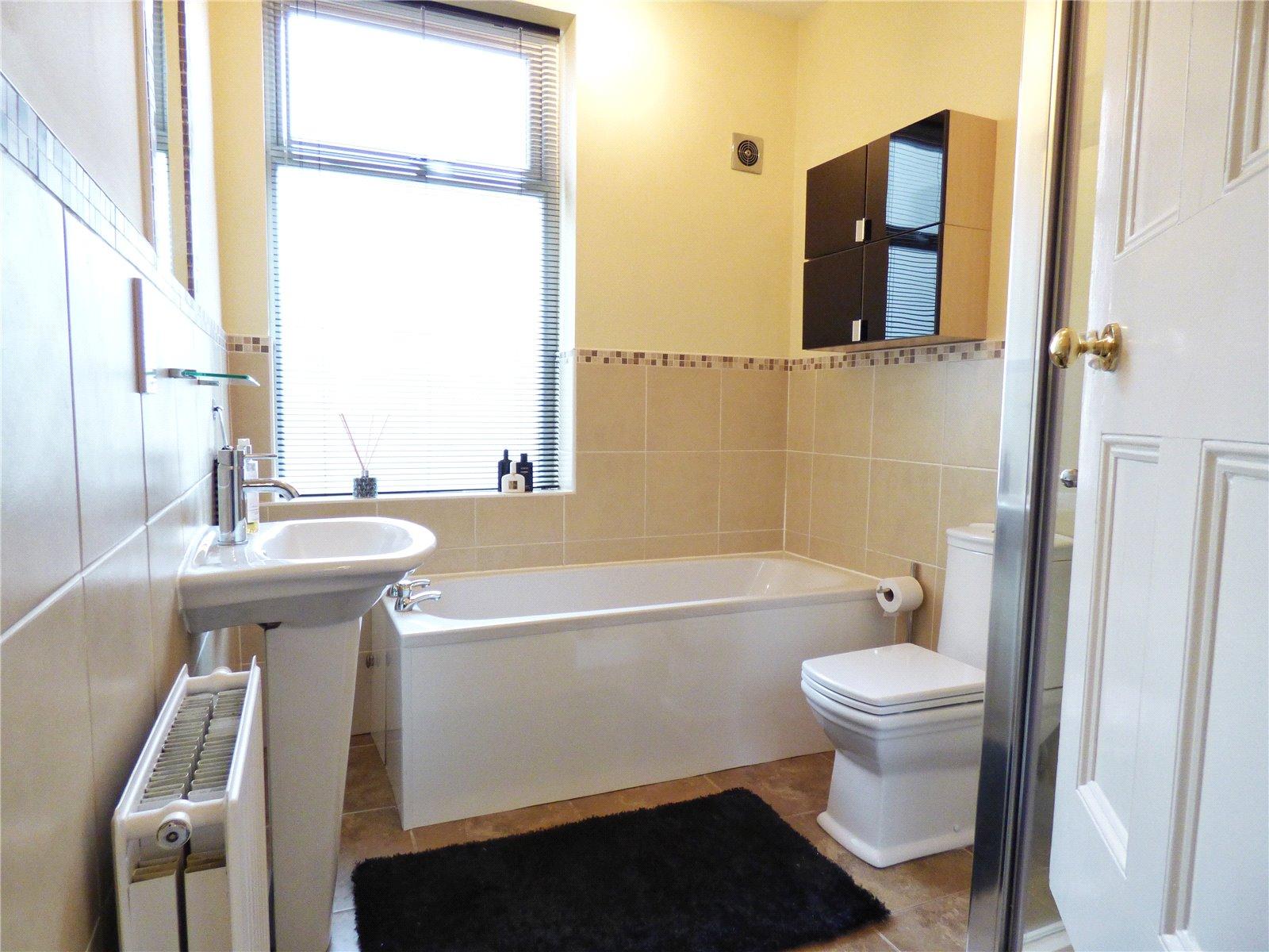 Four-Piece Bathroom