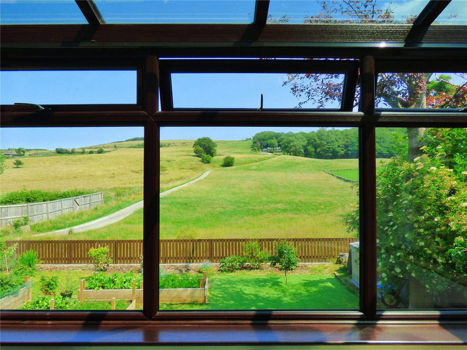 Conservatory Views: