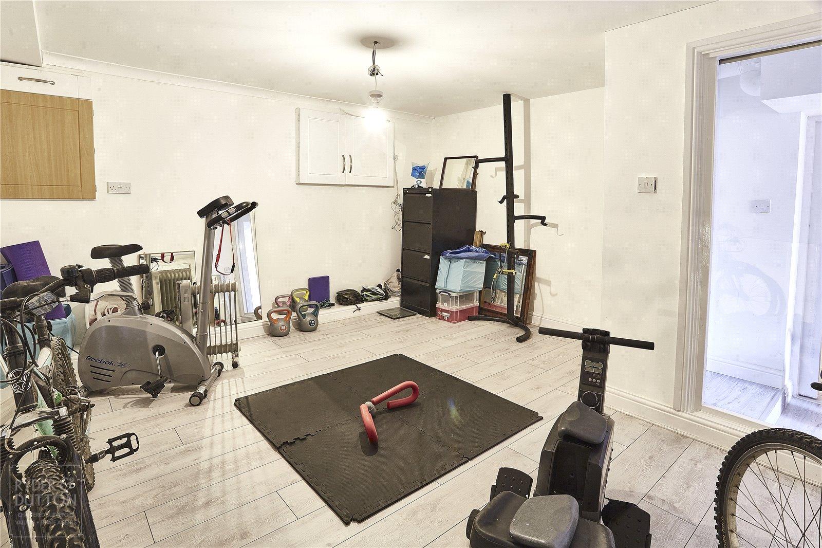 Home Gym: