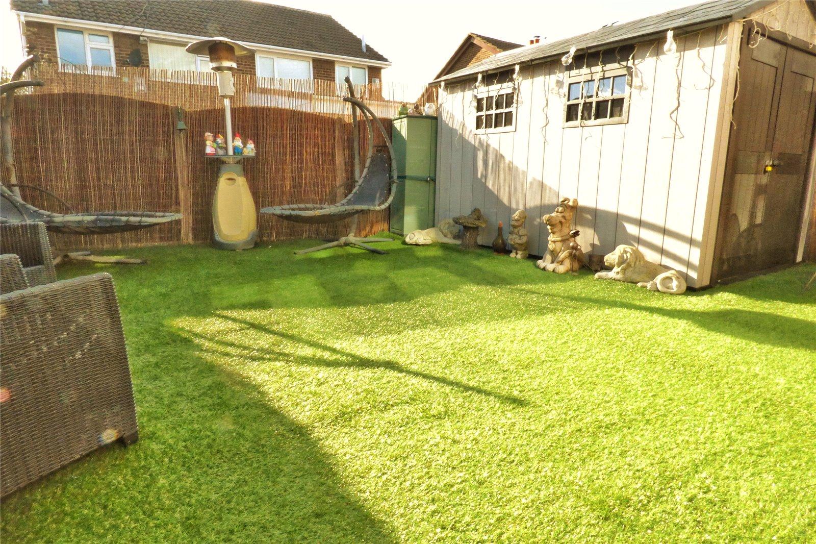 Rear Garden -
