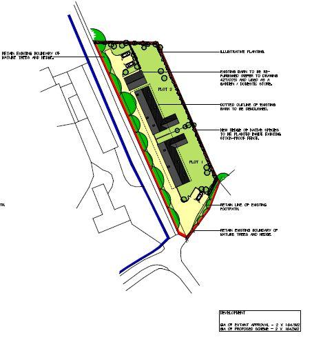 Floorplan - Fifehead St. Quintin, Sturminster Newton, Dorset, DT10 2AP