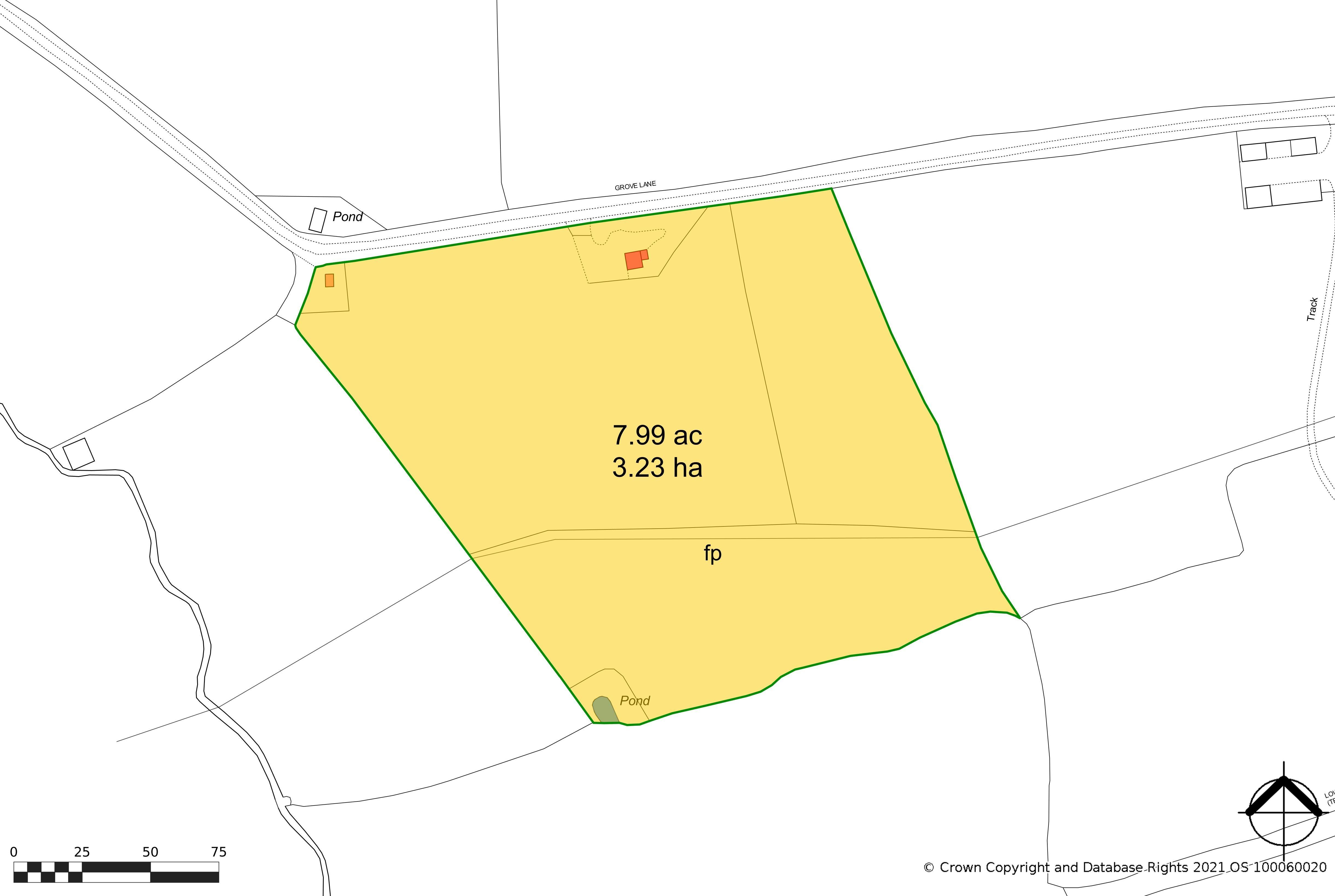 Floorplan - North Cheriton, Templecombe, Somerset, BA8 0ES