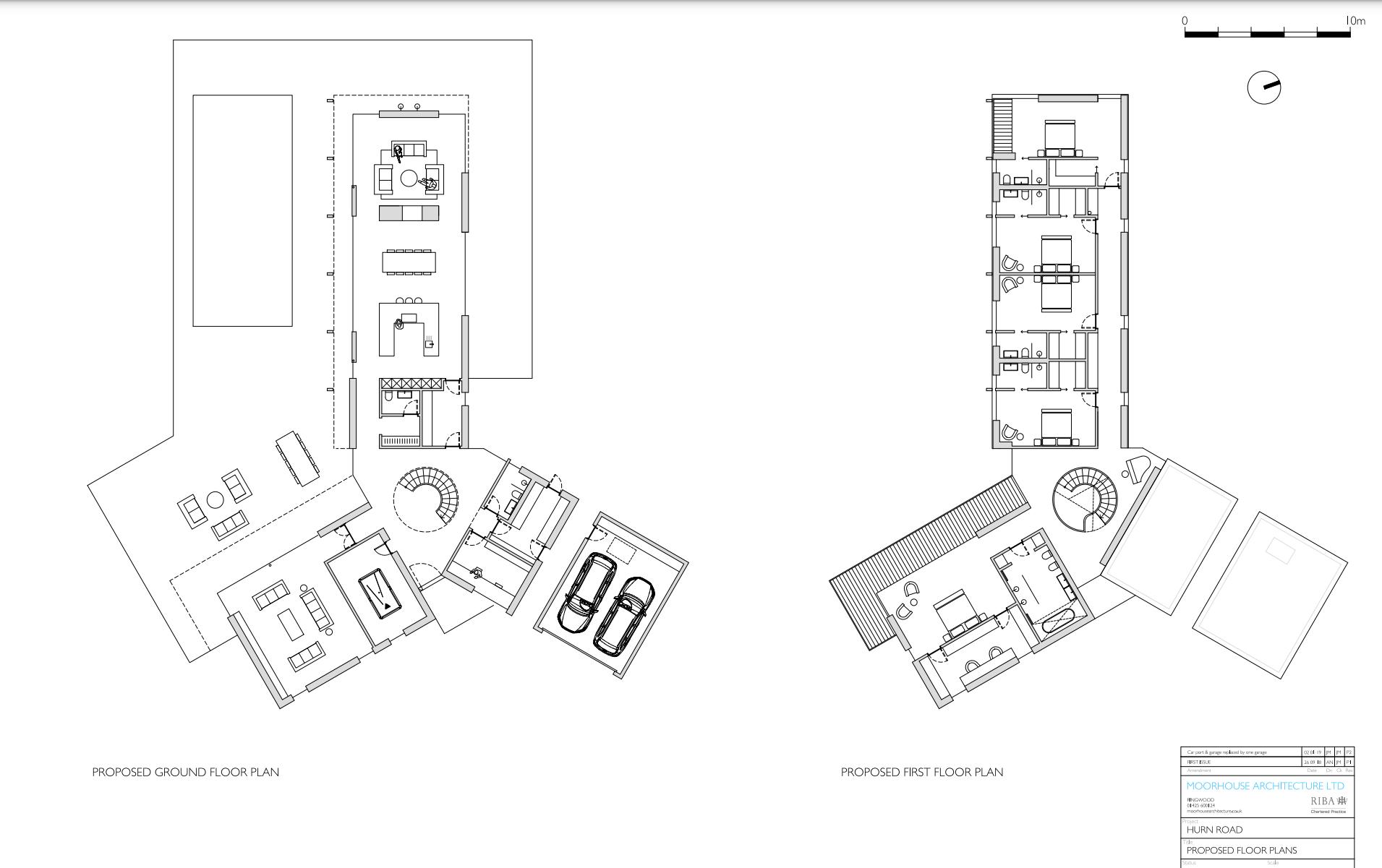 Floorplan - Matchams, Ringwood, BH24 2BZ