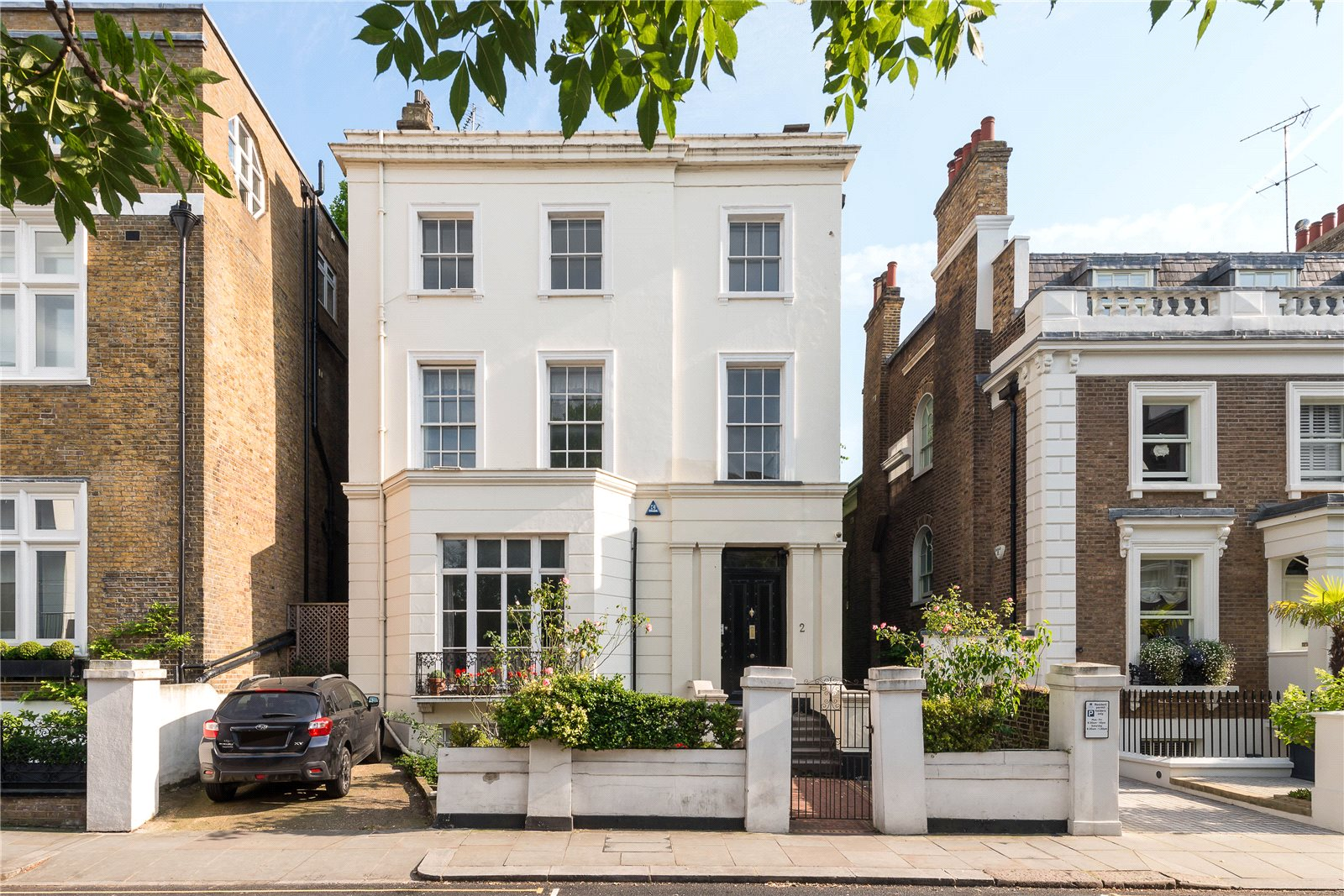 Additional Photo For Property Listing At St Albans Grove Kensington London W8