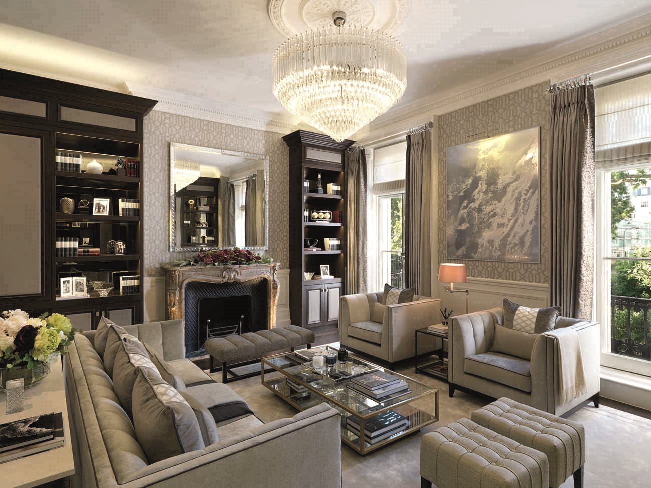 Single Family Home For At Chester Square Belgravia London Sw1w