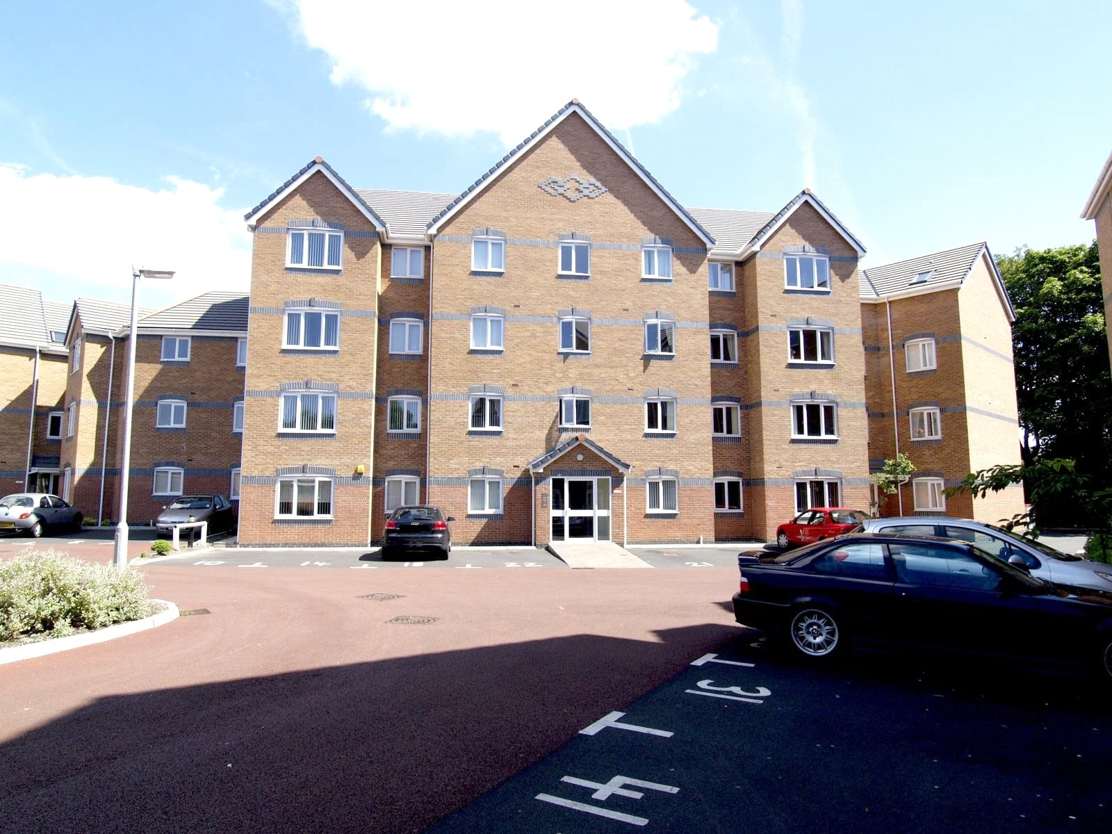Knightswood Court, Mossley Hill, Liverpool, L18 9RA
