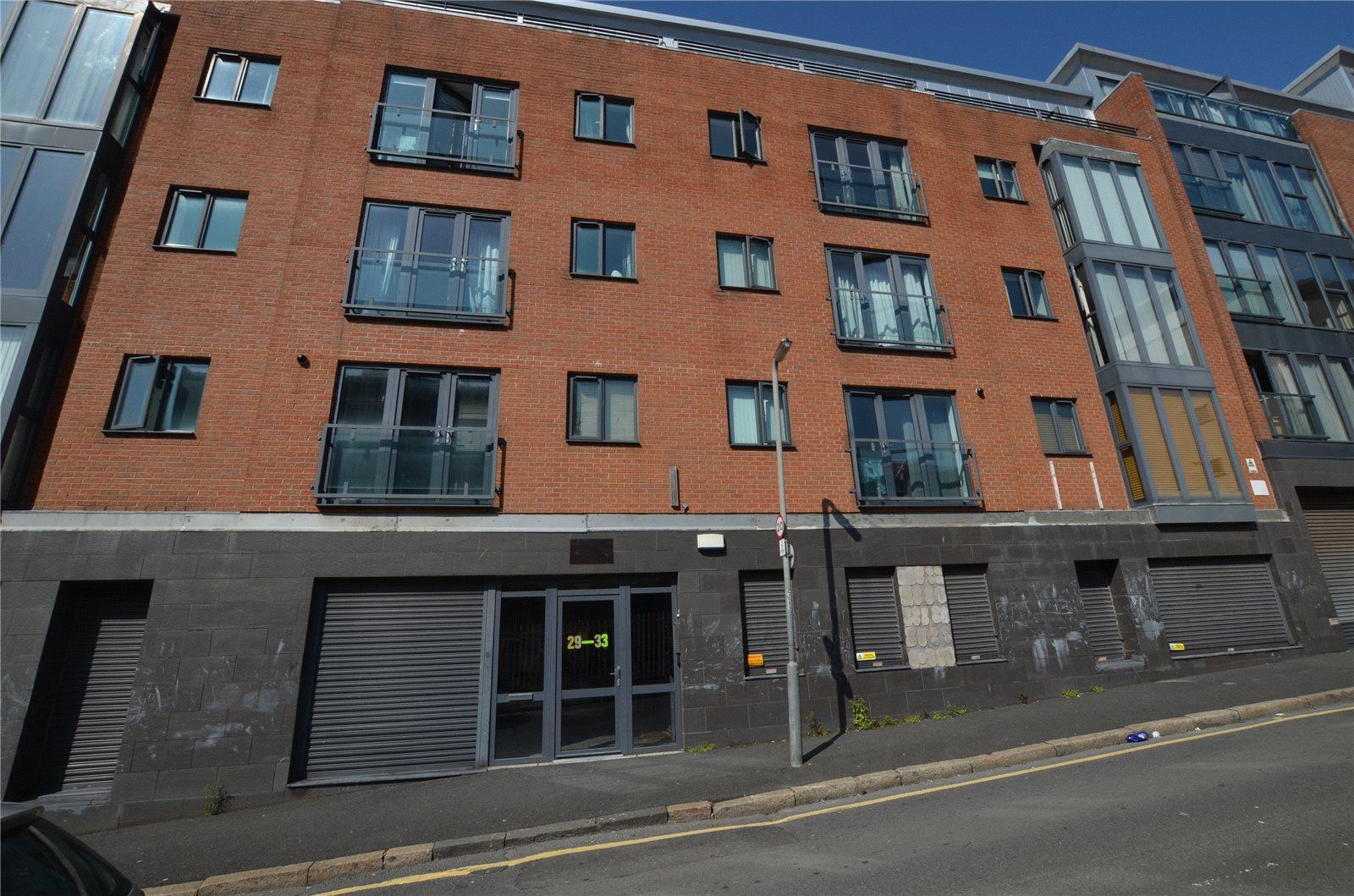 Bridport Street, Liverpool, Merseyside, L3 5QF