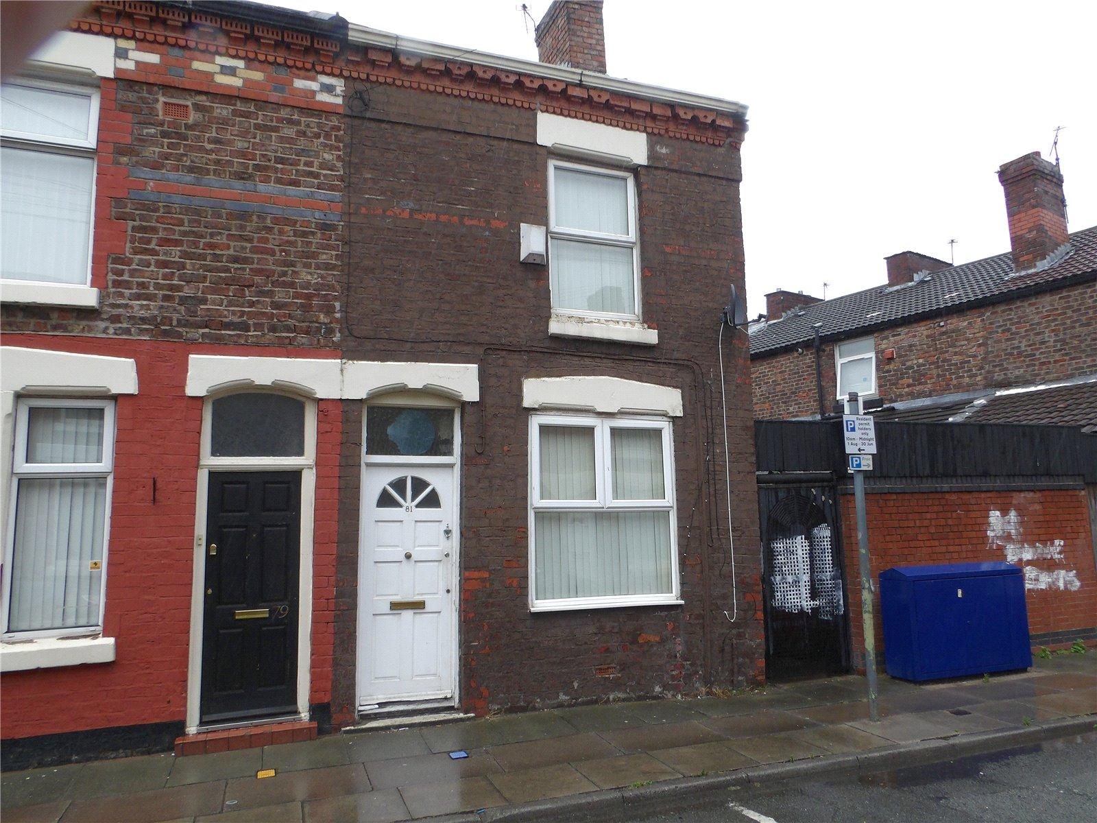 Nimrod Street, Liverpool, L4 4DU